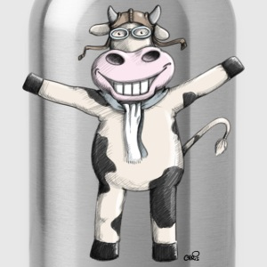 Flying Cow T-shirts - Drinkfles