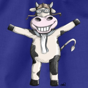 Flying Cow T-shirts - Gymtas