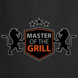 master of the grill T-Shirts - Kochschürze