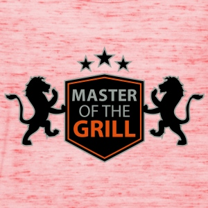 master of the grill T-Shirts - Frauen Tank Top von Bella