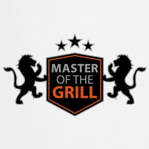 master of the grill T-Shirts - Cooking Apron
