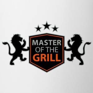 master of the grill T-Shirts - Mug