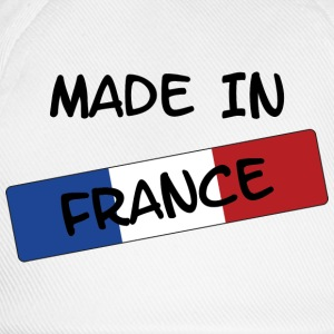 Made in FRANCE ! Tee shirts - Casquette classique