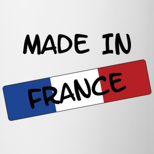 Made in FRANCE ! Tee shirts - Tasse