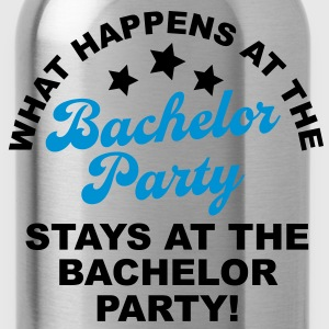 Bachelor Party T-Shirts - Drinkfles