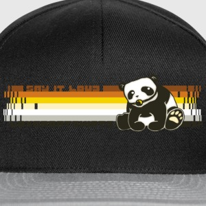 Panda Pride Tee shirts - Casquette snapback