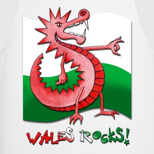 Wales Rocks ! - Cooking Apron