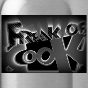 Freak of Cook T-Shirts - Trinkflasche