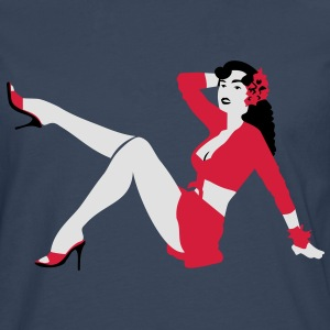 Pin-up T-Shirts - Men's Premium Longsleeve Shirt