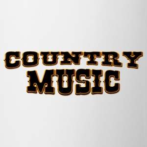 country music T-Shirts - Tasse