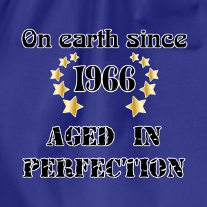 on earth since 1966 Tee shirts - Sac de sport léger
