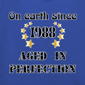 on earth since 1988 T-Shirts - Kids' Premium Hoodie