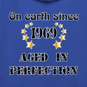 on earth since 1969 T-Shirts - Kids' Premium Hoodie