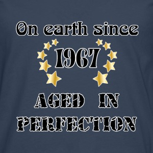 on earth since 1967 T-Shirts - Men's Premium Longsleeve Shirt