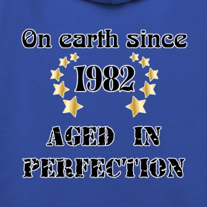 on earth since 1982 T-Shirts - Kids' Premium Hoodie