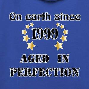 on earth since 1999 T-Shirts - Kids' Premium Hoodie