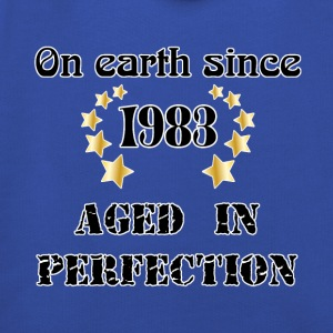 on earth since 1983 T-Shirts - Kids' Premium Hoodie