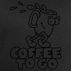 Coffee to go T-shirts - Mannen sweatshirt van Stanley & Stella