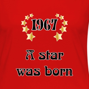 1967 - a star was born T-Shirts - Women's Premium Longsleeve Shirt