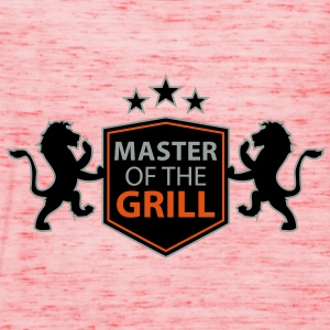 master of the grill T-Shirts - Women's Tank Top by Bella