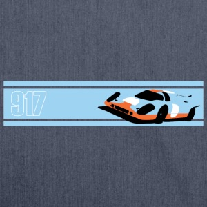 917 LM T-Shirts - Shoulder Bag made from recycled material