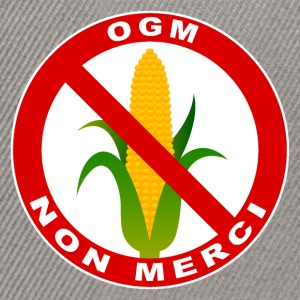 ogm non merci Tee shirts - Casquette snapback