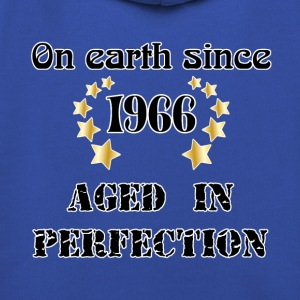 on earth since 1966 T-Shirts - Kids' Premium Hoodie