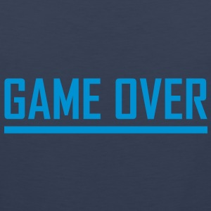 Game over - Männer Premium Tank Top