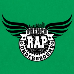 french rap underground Tee shirts - Sac Retro