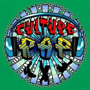 culture rap  T-Shirts - Retro Bag