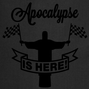 Apocalypse is here | Jesus T-Shirts - Kokkeforkle
