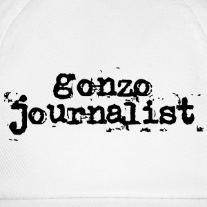 Gonzo Journalist T-Shirts - Baseball Cap