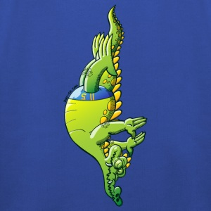 Olympic Diving Crocodile T-Shirts - Kids' Premium Hoodie