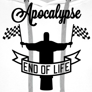 Apocalypse | End of life T-Shirts - Männer Premium Hoodie
