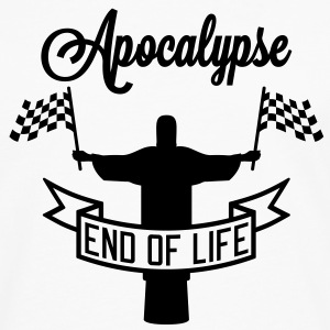 Apocalypse | End of life T-Shirts - Premium langermet T-skjorte for menn