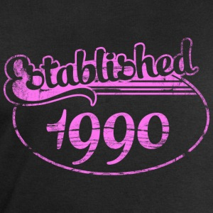 established 1990 dd (it) T-shirt - Felpa da uomo di Stanley & Stella