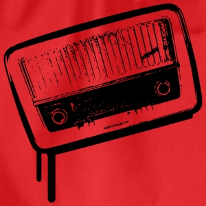radio T-Shirts - Drawstring Bag