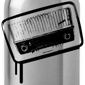radio T-Shirts - Water Bottle