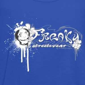 Freaky Streetwear Label Shirt T-Shirts - Women's Tank Top by Bella