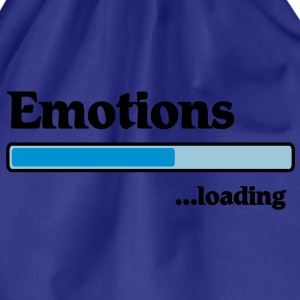 emotions loading... T-shirts - Gymnastikpåse