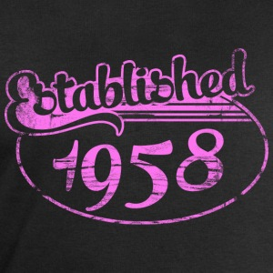 established 1958 dd (es) Camisetas - Sudadera hombre de Stanley & Stella
