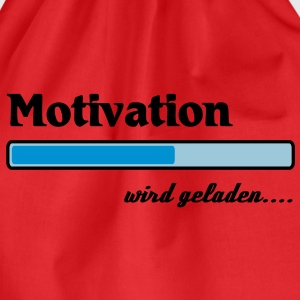 Motivation wird geladen... T-Shirts - Turnbeutel
