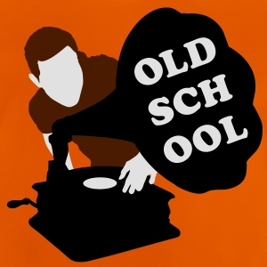 Old school DJ Kids' Shirts - Baby T-Shirt