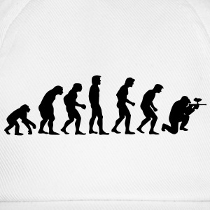 paintball_evolution T-shirts - Basebollkeps