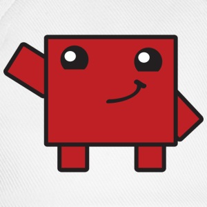 Super Meat Boy - Baseballkappe