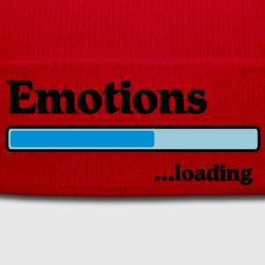 emotions loading... T-Shirts - Winter Hat