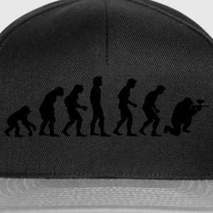 paintball_evolution T-Shirts - Snapback Cap