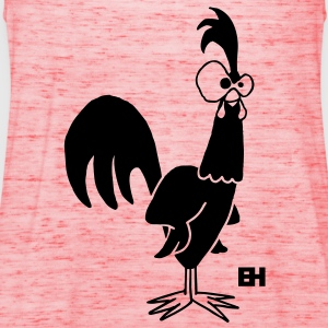 Rooster T-Shirts - Women's Tank Top by Bella