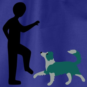 Dog Dancing 3-3 Tee shirts - Sac de sport léger