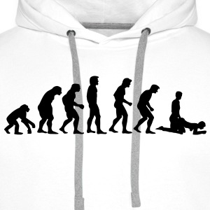 sexy_evolution T-Shirts - Men's Premium Hoodie